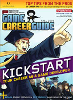 Game Career Guide cover